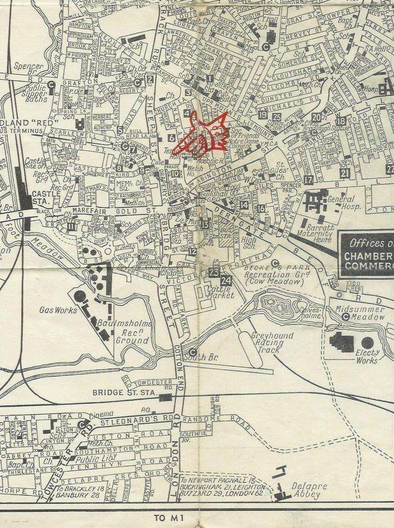 Sreet Map